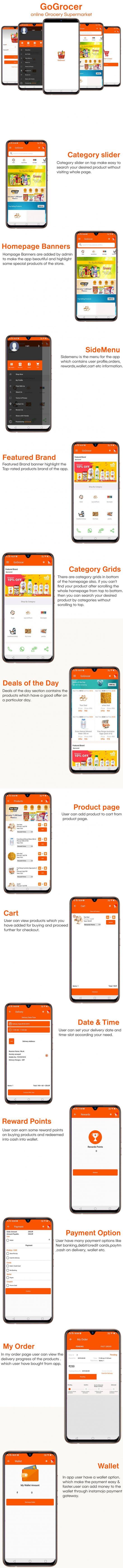 Go Grocer online Grocery Supermarket